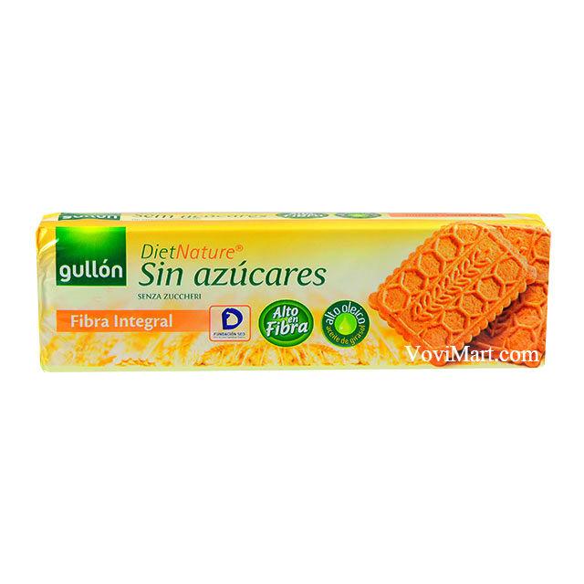 Bánh Ăn Kiêng Gullon Fibra Integral DietNature 170gr