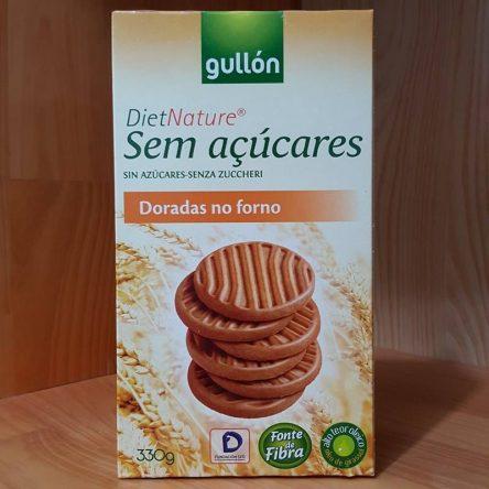 Bánh Ăn Kiêng Gullon Diet Nature Doradas Al Horno 330g