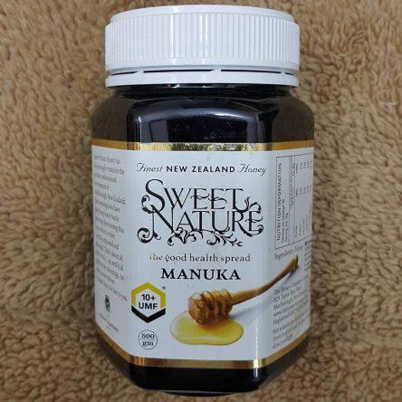 Mật Ong Manuka 10+ Sweet Nature 500g