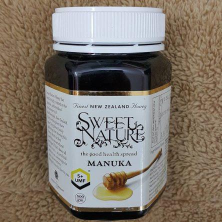 Mật Ong Manuka 5+ Sweet Nature 500g
