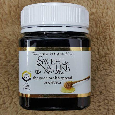 Mật Ong Manuka 10+ Sweet Nature 250g