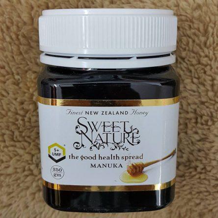 Mật Ong Manuka 5+ Sweet Nature 250g