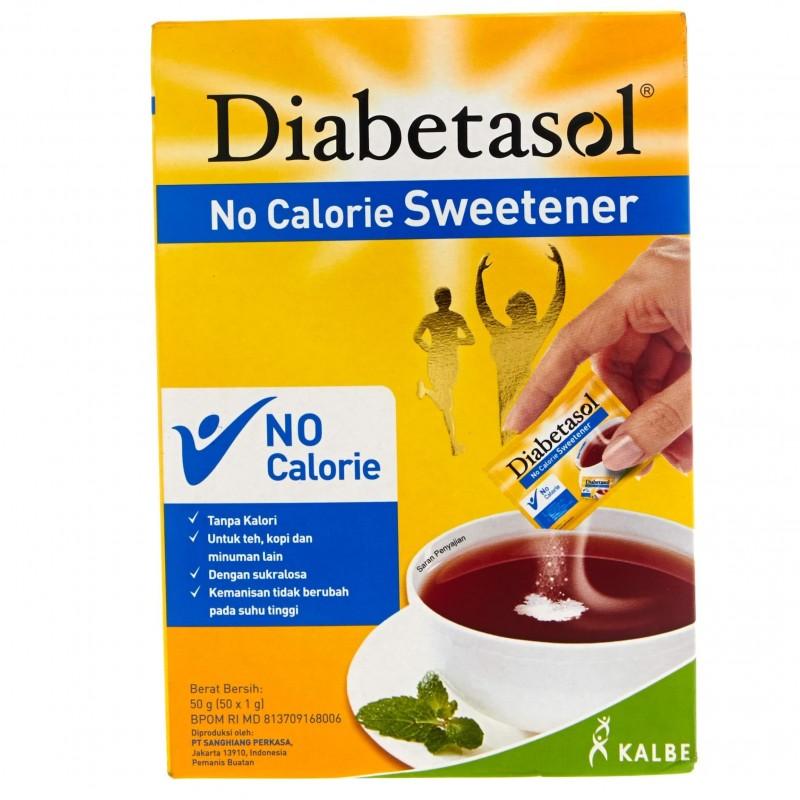 Đường Ăn Kiêng Diabetasol Zero Calorie Sweetener 50g