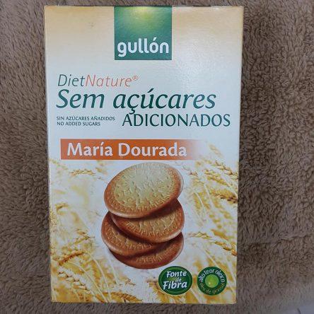 Bánh Ăn Kiêng Gullon Diet Nature Maria Dourada 400g