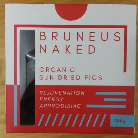 Quả Sung Kho Hữu Cơ Bruneus Naked Thổ Nhĩ Kì Hộp 250g