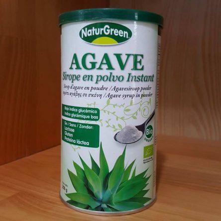 Đường uống Agave hữu cơ NaturGreen 250g