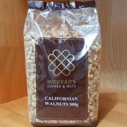 Nhân Hạt Óc Chó Mourad's Coffee & Nuts Úc 500g
