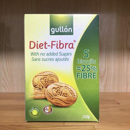 Bánh Ăn Kiêng Gullon  Diet – Fibra giàu Chất Xơ 250g