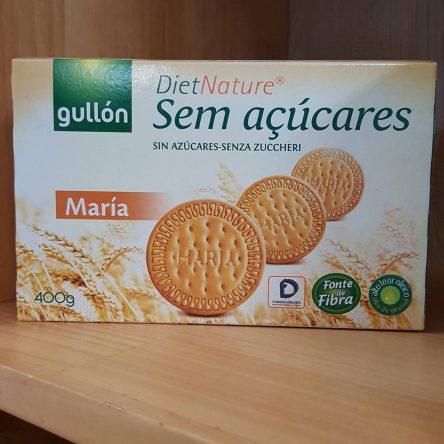 Bánh Ăn Kiêng Gullon Diet Nature Maria Không Đường 400g
