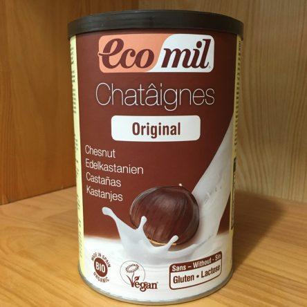 Sữa Bột Hạt Dẻ Hữu Cơ Ecomil 400g