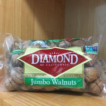 Quả Óc Chó Walnuts Diamond California Mỹ 453g