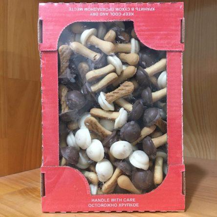 Bánh Nấm Nga hộp 300g