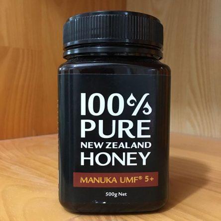 Mật Ong Manuka 100% Pure UMF 5+ 500g