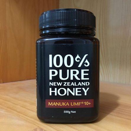 Mật Ong Manuka 100% Pure UMF 10+ 500g