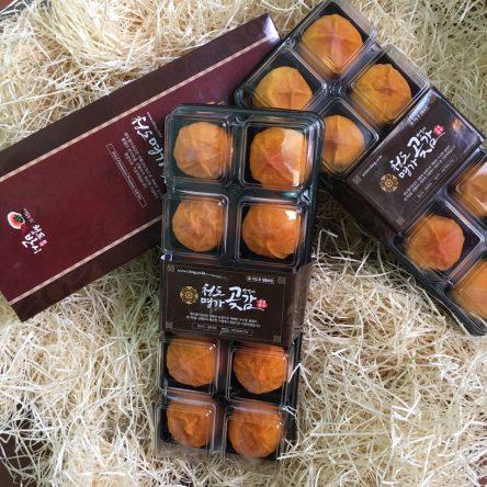 Hồng Dẻo Hàn Quốc hộp 10 quả