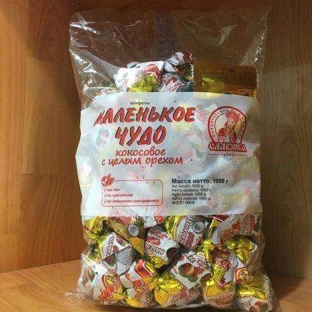 Kẹo Chudo Hạt Dẻ – Nga 1Kg