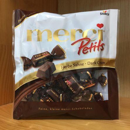Kẹo Merci Petits vị Kem Đen 125g