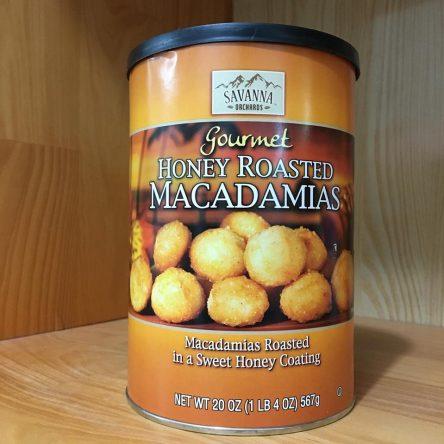 Hạt Maca Tẩm Mật Ong Honey Roasted 567g