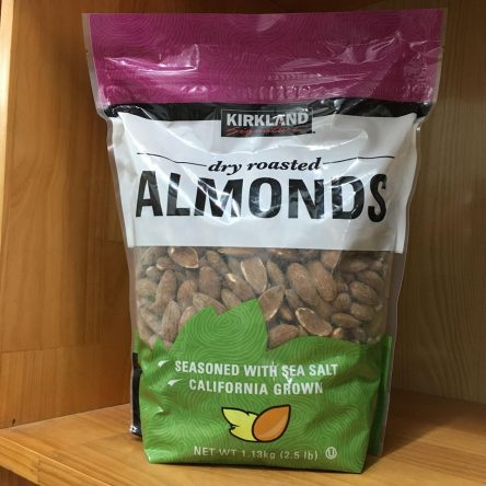 Hạt Hạnh Nhân Muối Almonds Kirkland 1.13Kg