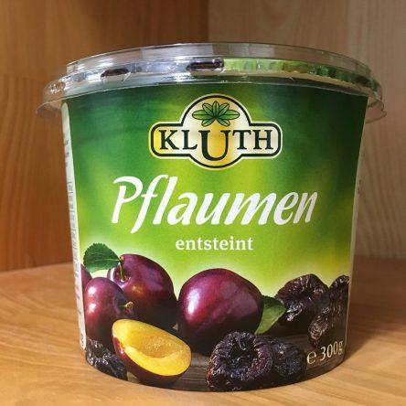 Mận Khô Kluth Pflaumen – Hộp 300g