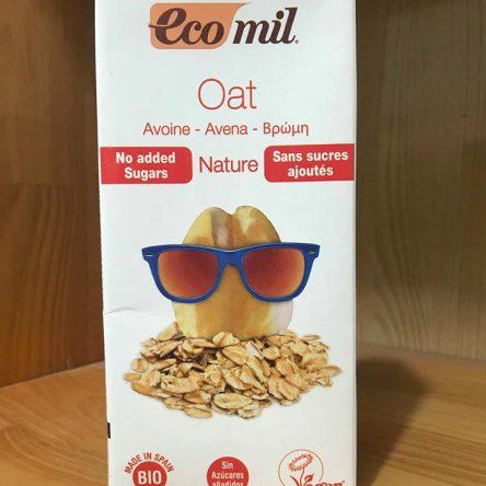 Sữa Yến Mạch Hữu Cơ Ko Đường – Eco Mil Hộp 1L