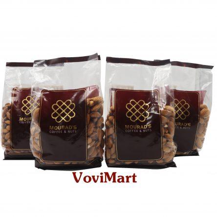 Hạt Hạnh Nhân Mourad's Coffee & Nuts Mỹ 500g