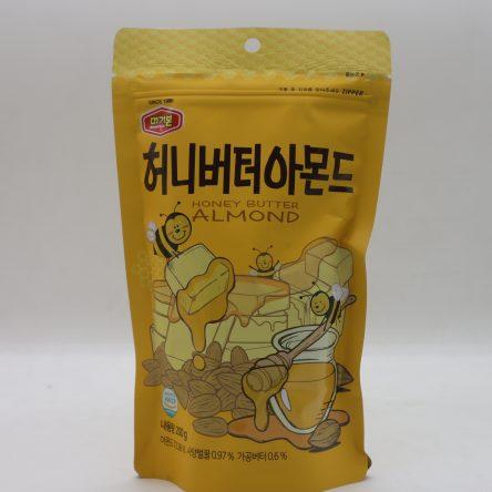 Hạnh Nhân Tẩm Mật Ong Hàn Quốc 200g
