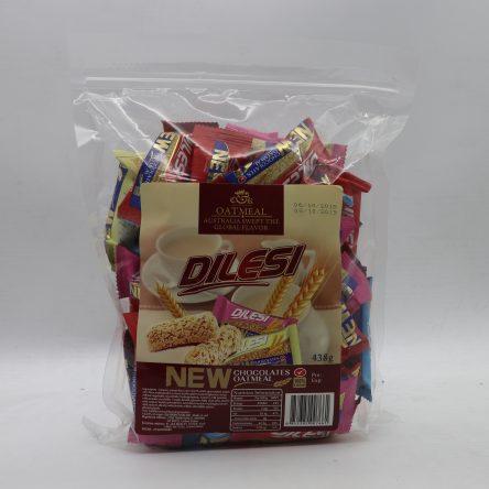 Bánh Yến Mạch Chocolate Dilesi – 438g