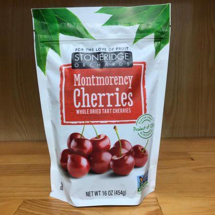 Cherry Khô Stoneridge Mỹ 454g