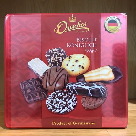 Bánh Quy Biscuit Koniglich Đức 750g