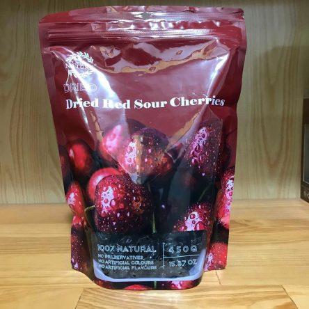 Cherry Khô Cherries Mỹ 450g