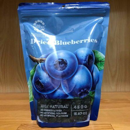 Việt Quất Khô Blueberries Mỹ 450g