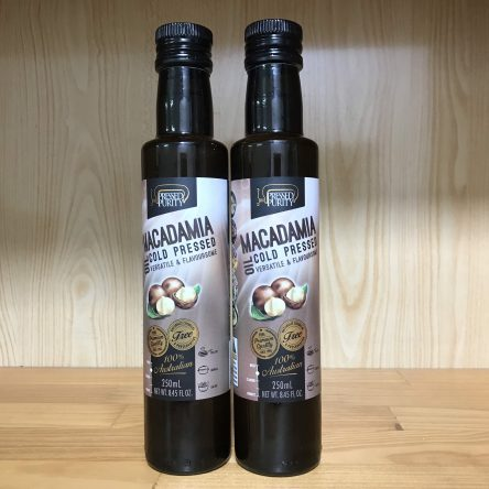 Dầu Macadamia Ép Lạnh 250ml