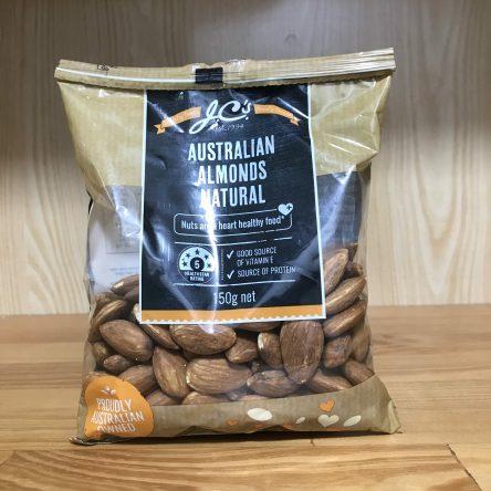 Hạt Hạnh Nhân Quality Foods 150g