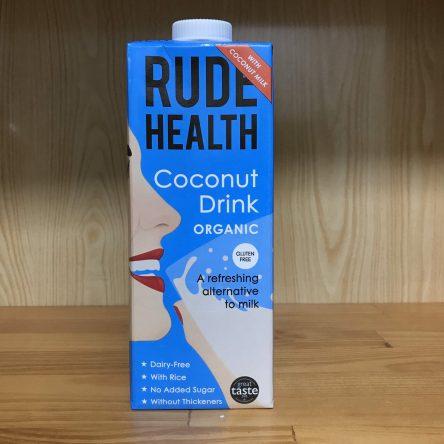 Sữa Dừa Hữu Cơ &  Ko Gluten 1L