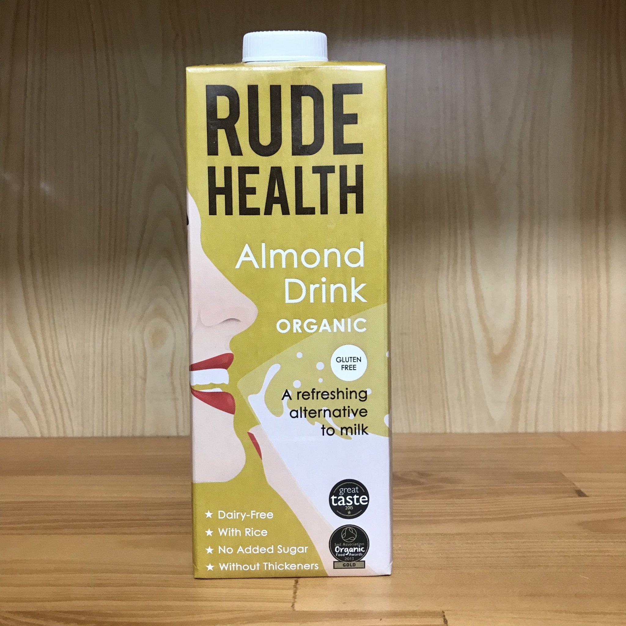 Sữa Hạnh Nhân Hữu Cơ &  Ko Gluten 1l