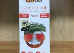 Sữa Dừa Hữu Cơ Ko Đường Coconut Milk Eco Mil – Hộp 1L