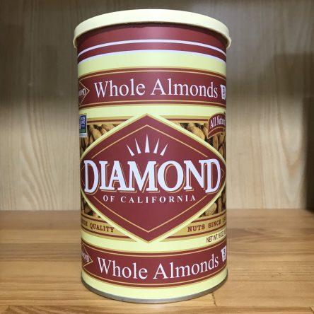 Hạt Hạnh Nhân Rang Bơ Diamond 453G