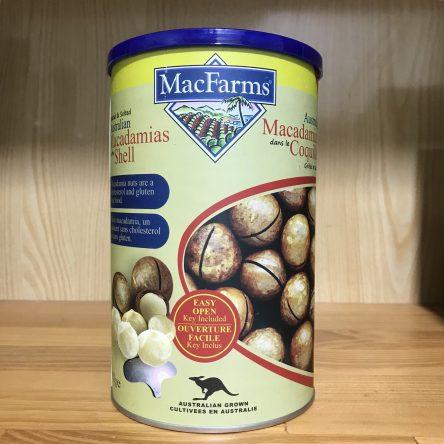 Hạt Macca Farms Úc 453g