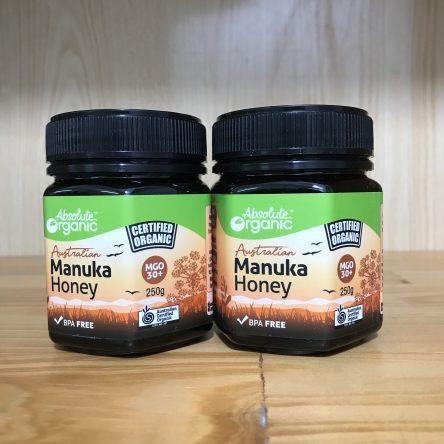 Mật Ong Manuka Organic MGO 30+ Hũ 250g